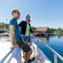 gita in barca a Molde