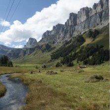 Svizzera sentieri nella natura