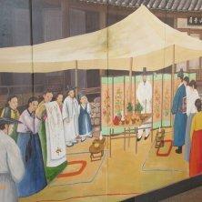 dipinto al Yangdong Village