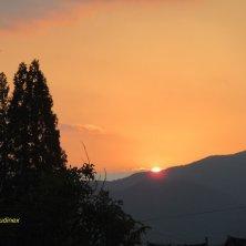 tramonto a Gyeongju