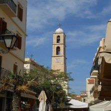 campanile Chania