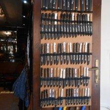 coltelli a Chania