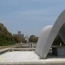 giardino della Pace Hiroshima