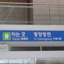 ideale treno per la Corea del Nord