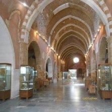 interno museo Chania