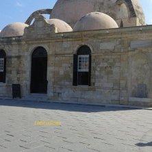 moschea sul porto