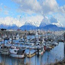 porto di Homer Alaska