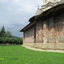 Moldovita Bucovina monastero