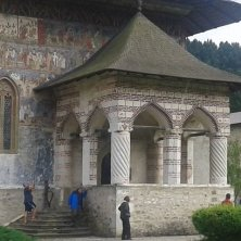 Sucevita monastero Bucovina