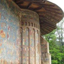Voronet Bucovina monastero