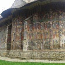 affreschi Moldovita Bucovina