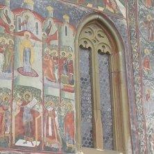 affreschi Sucevita Bucovina
