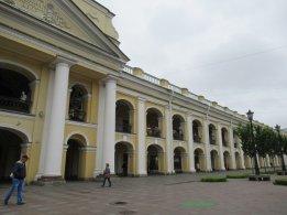 centro commerciale settecentesco Prospettiva Nevskij