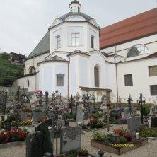 cimitero Abbazia di Novacella