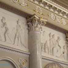 decori palazzo museo Fabergé