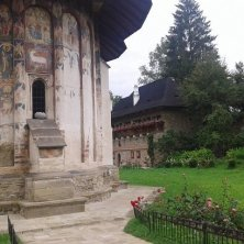 giardino monastero Moldovita