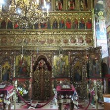 iconastasi interna Moldovita Bucovina