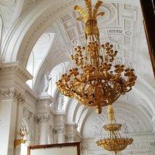 lampadari all'Ermitage
