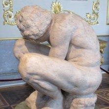 opera di Michelangelo all'Ermitage