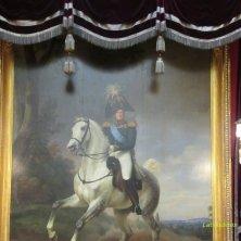 ritratto di Alessandro II nella sala dei Generali Ermitage