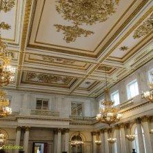 soffitto sala del Trono