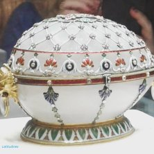 uovo Fabergé detto rinascimentale