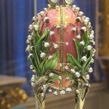 uovo dei mughetti Fabergé