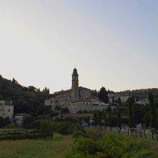 Arqua' Petrarca-veduta del borgo-V.Galuppo