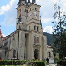 Brasov chiesa di San Nicola