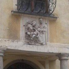 dettagli sacri a Bressanone