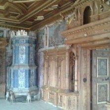 stanza del vescovo Castel Velturno