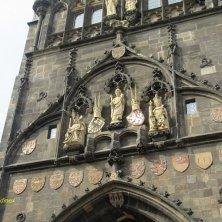 torre delle Polveri Praga