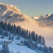 Paesaggi_Livigno_alba_GM_Valtellina inverno