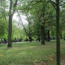 Parco Letna Praga