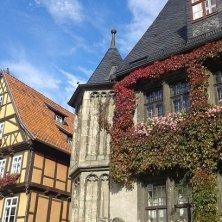 Quedlinburg centro storico