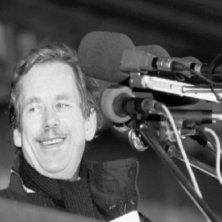 Sametová revoluce_Havel
