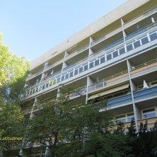 architettura a ex Berlino Ovest Hansaviertel