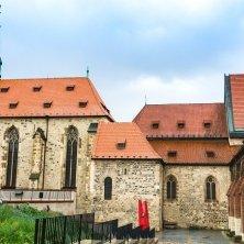 Convent of Saint Agnes in Prague, Czech Republic