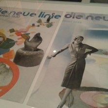 copertine d'epoca Bauhaus
