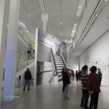 interno Berlinsche Galerie Bauhaus