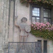 statua di Rolando Quedlinburg