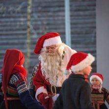 Babbo Natale in Norvegia