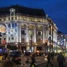 Last Christmas per le vie di Londra