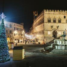 Perugia Natale in Umbria