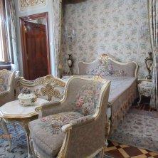 casa Ceausescu camera da letto