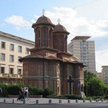 chiesa diKretzulescu Bucarest