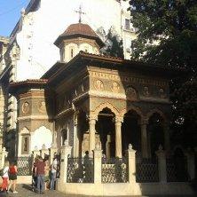 chiesetta Stavropoleos Bucarest