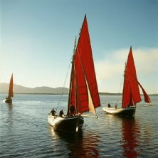 Galway-Hookers-Traditional Sailing Boats-Betraboy Bay