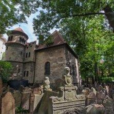 Photo Zidovske museum Prague cimitero