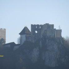 castello visto dalla città